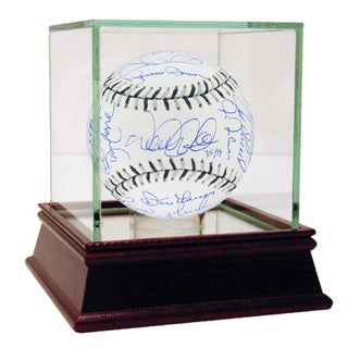 Yankees 20 Signature 2008 All Star Baseball (LE/ 79)