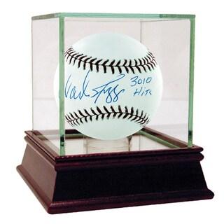 """Wade Boggs MLB Baseball w/ """"3010 Hits"""" (MLB Auth)"""