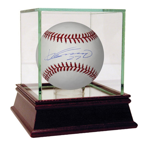 Vladimir Guerrero Signed MLB Baseball (MLB Auth)
