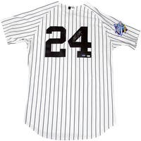 Tino Martinez Signed New York Yankees Authentic Pinstripe Jersey w/ 1999 Patch (MLB Auth)