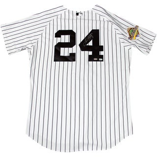 Tino Martinez Signed New York Yankees Authentic Pinstripe Jersey w/ 1996 Patch (MLB Auth)