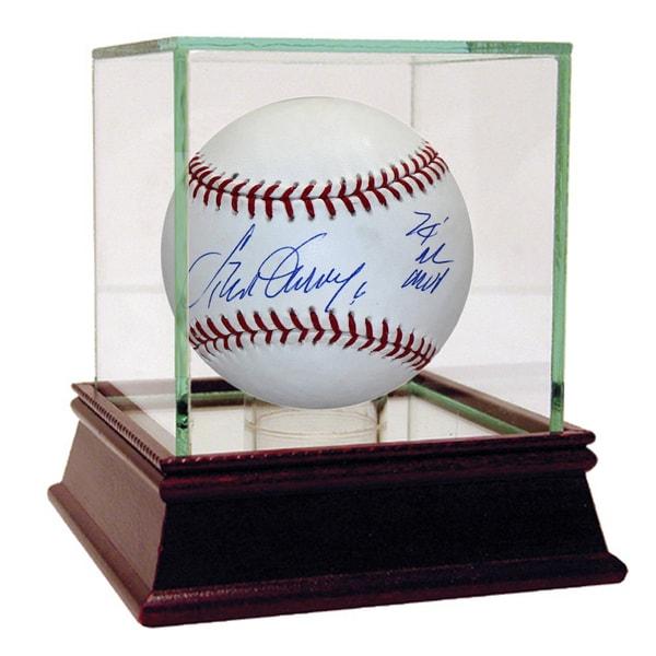 """Steve Garvey Signed MLB Baseball w/ """"74 NL MVP"""" insc"""