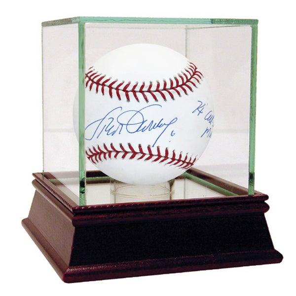 """Steve Garvey Signed MLB Baseball w/ """"74 All Star MVP"""" insc"""