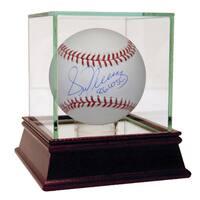"Sid Fernandez Signed MLB Baseball w/ ""86 WSC"" insc."