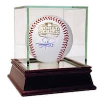 Sergio Romo Signed 2012 World Series Baseball