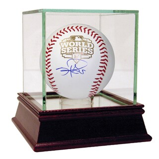 Sergio Romo Signed 2012 World Series Baseball