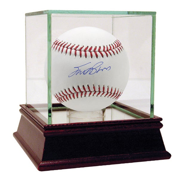 Scott Brosius Signed MLB Baseball (MLB Auth)