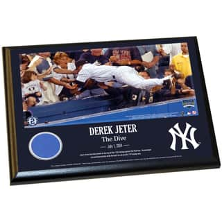 Derek Jeter Moments: The Dive 8x10 Wall Panel Plaque|https://ak1.ostkcdn.com/images/products/11200592/P18190208.jpg?impolicy=medium