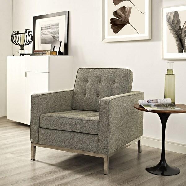 Loft Fabric Armchair. Opens flyout.