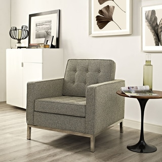 Loft Fabric Armchair