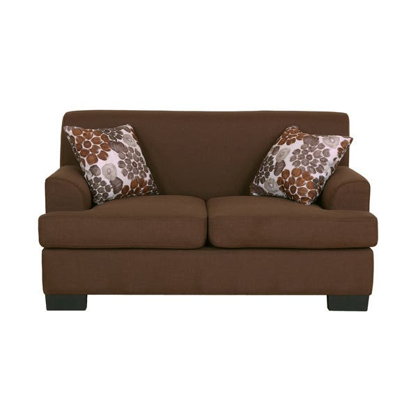 Brilliant Shop Allen Modern Fabric 2 Piece Sofa And Loveseat Set Andrewgaddart Wooden Chair Designs For Living Room Andrewgaddartcom