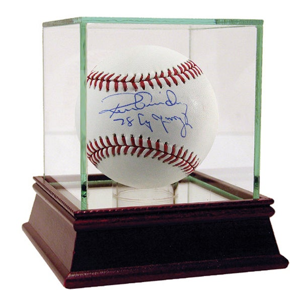 """Ron Guidry Signed MLB Baseball w/ """"78 CY Young"""" Insc"""