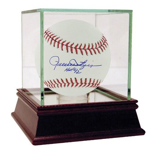 """Rollie Fingers MLB Baseball w/ """"HOF 92"""" Insc. (MLB Auth)"""