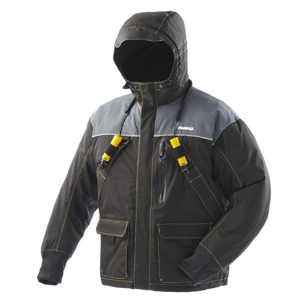 Frabill Jacket I3 Black