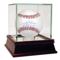 "Jim Abbott Signed MLB Baseball w/ ""No Hitter 9-4-93"" Insc."
