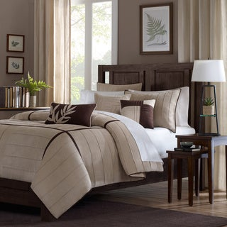 Madison Park Dune 6-piece King Size Duvet Cover Set (As Is Item)