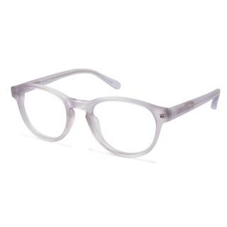 Cynthia Rowley Eyewear CR5009 No. 39 Crystal Round Plastic Eyeglasses