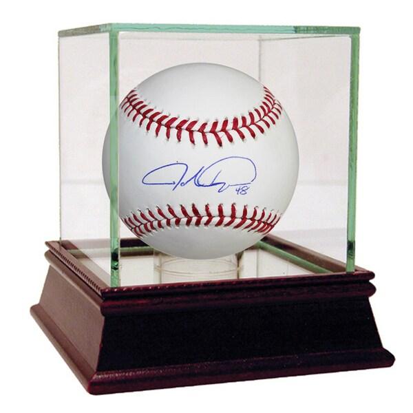 Jacob deGrom Signed MLB Baseball (MLB Auth)