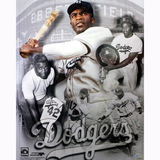 Jackie Robinson Legends Composite 16x20 - AACO031