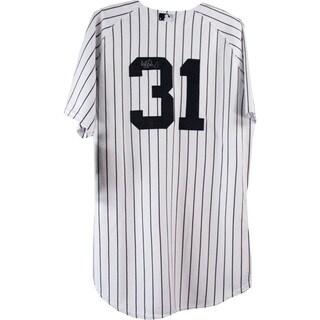 Ichiro Suzuki Authentic Yankee Signed Pinstripe Jersey (Ichiro Holo Only)