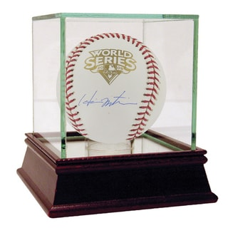 Hideki Matsui 2009 World Series Baseball (MLB Auth)