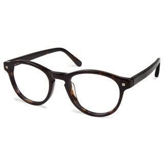 Cynthia Rowley Eyewear CR5009 No. 39 Tortoise Round Plastic Eyeglasses