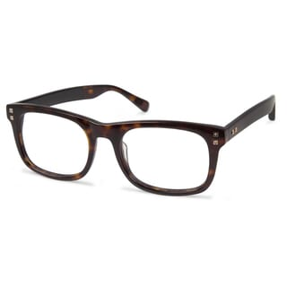 Cynthia Rowley Eyewear CR6015 No. 99 Tortoise Round Plastic Eyeglasses