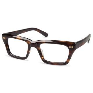 Cynthia Rowley Eyewear CR6016 No. 16 Tobacco Round Plastic Eyeglasses