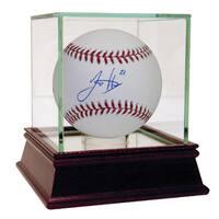 Lucas Duda Signed MLB Baseball (MLB Auth)