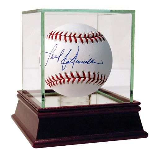 "Lou Piniella MLB Baseball w/ ""Sweet"" Insc. (MLB Auth)"