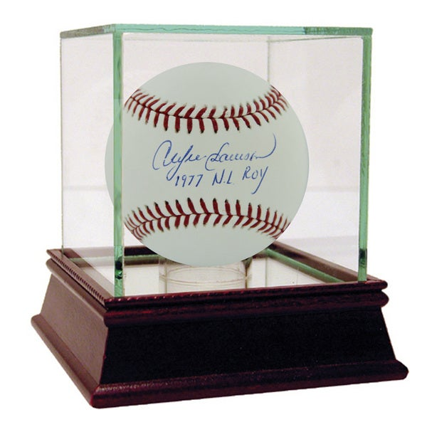 Andre Dawson Signed MLB Baseball w/ 1977 NL ROY Insc.