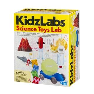 4M KidsLabs Sci-Toys Science Lab Kit
