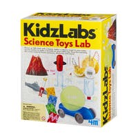 4M KidsLabs Sci-Toys Science Lab Kit