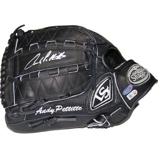 Andy Pettitte Signed Game Model Glove ( MLB Auth)