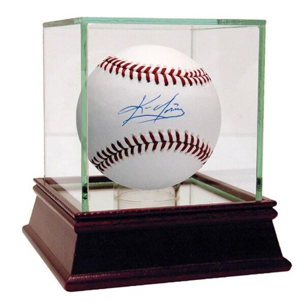 Kevin Youkilis MLB Baseball (MLB Auth)