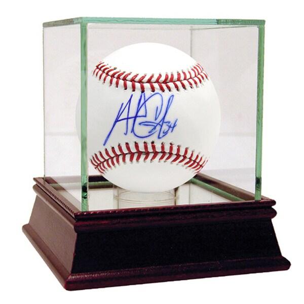 Andrew Cashner Signed MLB Baseball