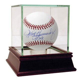 "Keith Hernandez Signed MLB Baseball w/ ""Mex"" Insc."