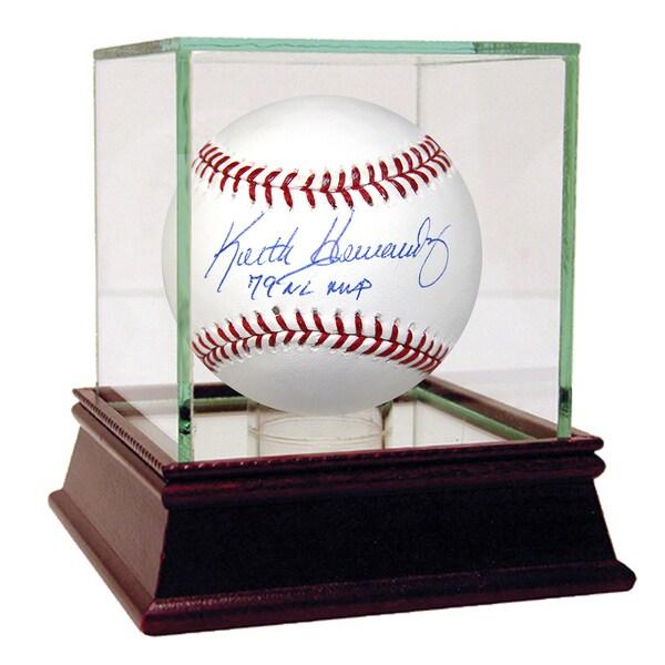 "Keith Hernandez MLB Baseball w/ ""79 NL MVP"" Insc."