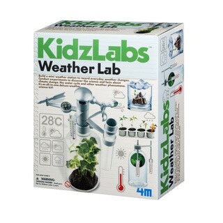4M KidsLabs Weather Lab Science Kit