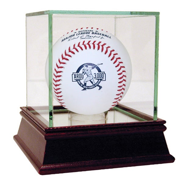 Alex Rodriguez Rawlings 3,000th Hit Logo Official Baseball
