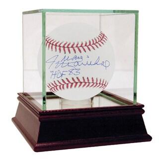 "Juan Marichal MLB Baseball w/"" HOF 83"" Insc"