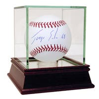 Jorge Soler Signed MLB Baseball (PSA/DNA Auth)