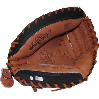 Jorge Posada Signed Rawlings Embroidered Catchers Glove (LE/50)