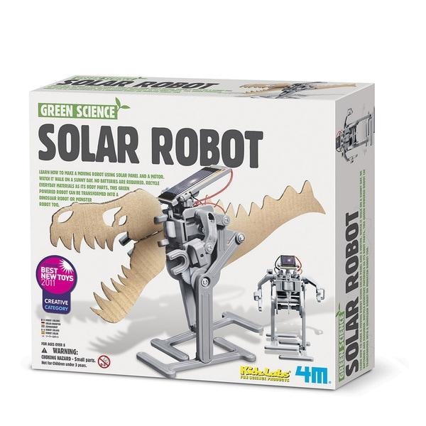 4M Solar Robot Science Kit