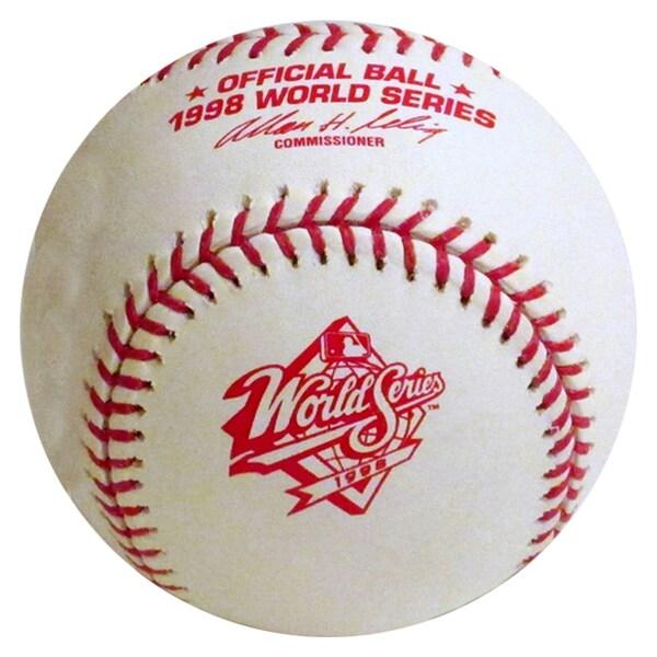 1998 World Series Baseball Uns