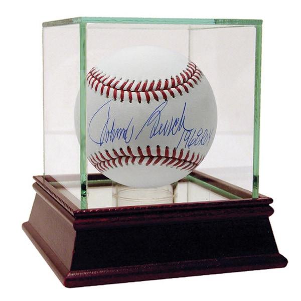 "Johnny Bench Signed MLB Baseball w/ ""1968 NL ROY"" Insc."