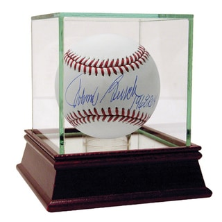 "Johnny Bench Signed MLB Baseball w/ ""1968 NL ROY"" Insc."