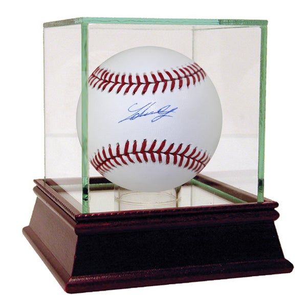 Johnny Cueto Signed MLB Baseball
