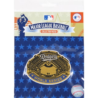 1963 World Series Patch-Los Angeles Dodgers
