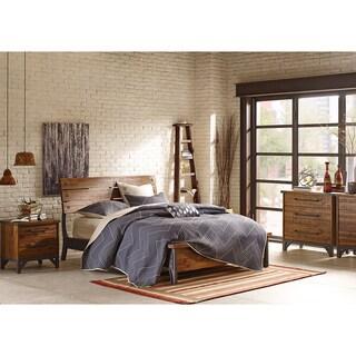 INK+IVY Lancaster Bed -- Cal King Size